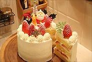 本格クリスマスケーキ