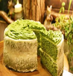 抹茶のショートケーキの作り方・レシピ【父の日にお勧め!】 - コリスのお菓子作りブログ