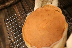 レモンケーキ型外し2