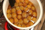 梅のシロップ煮(甘露煮)を再加熱する