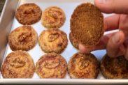 クッキーの底の焼き色