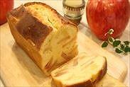 りんごのパウンドケーキ完成