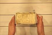 バナナのパウンドケーキを焼く