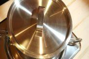鍋の蓋をして常温で冷まして味をしみ込ませる