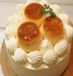 とろけるプリンケーキの作り方・レシピ☆プリン好き集合☆- コリスのお菓子作りブログ