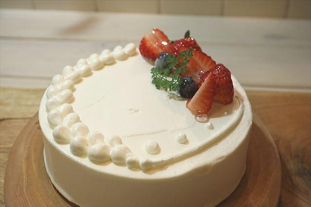 天使の口どけレアチーズケーキ完成