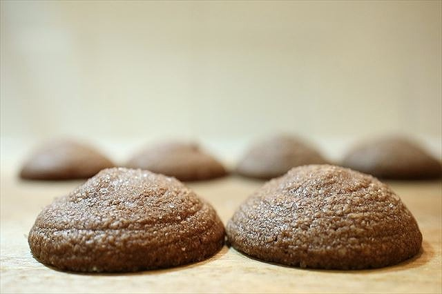 チョコレート絞り出しクッキー
