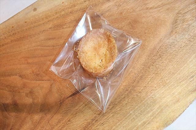極☆厚焼きクッキーをラッピング