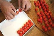 苺を整理する