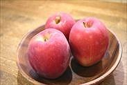 紅玉りんご3玉