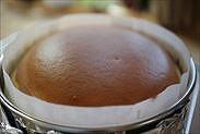 ニューヨークチーズケーキの表面