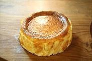 バスクチーズケーキ(バスチー)完成