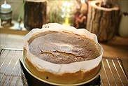 ルビーチョコレートスフレケーキを冷ます