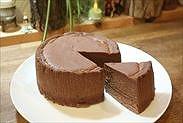 天使のチョコレートスフレケーキ完成