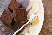 豆乳で作る簡単生チョコ