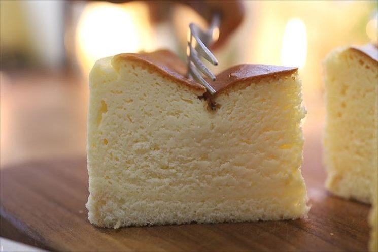 チーズ 人気 スフレ ケーキ レシピ